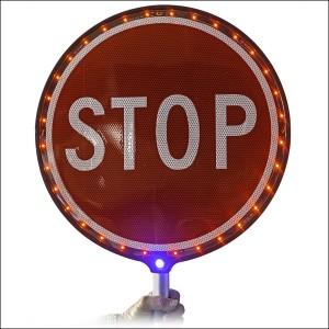 Traffic LED Banner